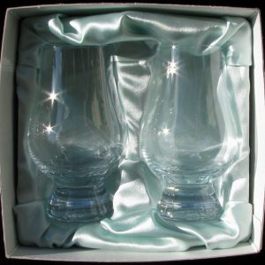 2 Glass Gift Box