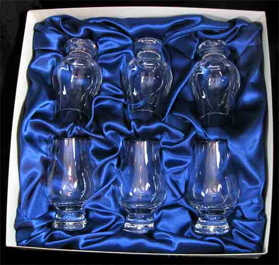 6 Glass Gift Box