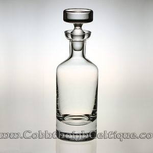 The Ravenscroft Wellington Whisky / Whiskey Decanter